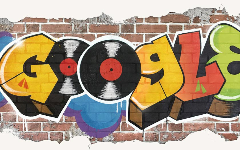 Google Doodle Hip-Hop