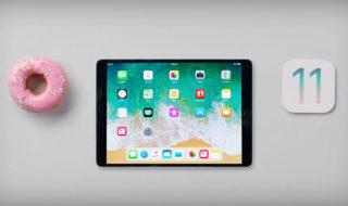 iOS 11 sur iPad : les nouveautés dévoilées dans 6 vidéos Apple officielles