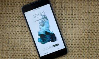 Les iPhone 7S seront plus grands et plus épais que les iPhone 7 actuels