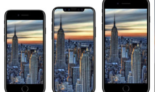 iPhone 8, iPhone 7S Plus : une photo montre un flagship sans bouton Home et un coloris blanc « céramique »