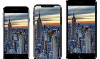 iPhone 8, iPhone 7S Plus : une photo montre un flagship sans bouton Home et un coloris blanc «céramique»