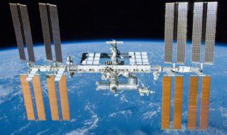 ISS : voici des photos de l'éclipse solaire depuis la station spatiale internationale