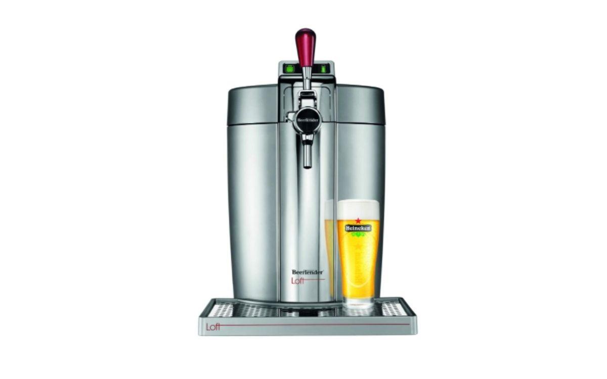 a Krups Beertender VB700E00
