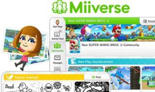 Miiverse Wii U 3DS