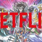 netflix liste adaptations anime