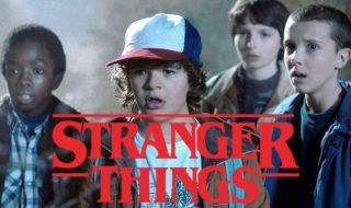 Stanger Things : la saison saison 2 est disponible, Snapchat lance un filtre Monde à l'Envers