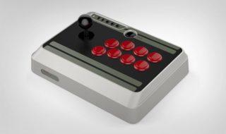 Nintendo Switch : un superbe Arcade Stick aux couleurs de la NES débarque !