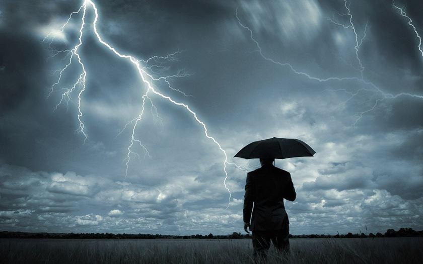 orage ce que risque personne foudroyee