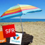 orange bouygues sfr vacances