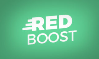 red boost