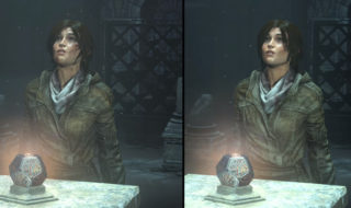 Xbox One X vs PS4 Pro : cette vidéo compare les graphismes de Rise of The Tomb Raider