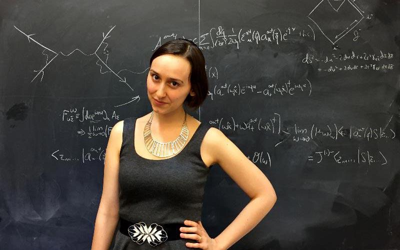 Le futur Albert Einstein serait-il une femme de 23 ans ?