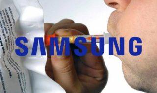 Samsung : les prochains Galaxy pourraient bénéficier d'un éthylotest intégré