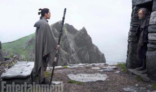 Star Wars 8 : 15 nouvelles photos de tournage dévoilées