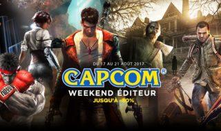 Bon plan Steam : de 40% à 80% de réduction sur les jeux Capcom jusqu'au 21 août