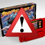 street fighter 2 cartouche collector