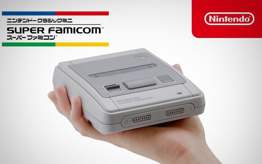 Super Nintendo Mini : Toutes les fonctionnalités détaillées en vidéo