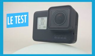 Test GoPro Hero5 Black : plus résistante, plus pratique, la nouvelle référence