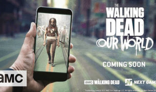 The Walking Dead Our World : le jeu de zombies façon Pokemon Go arrive sur Android et iOS