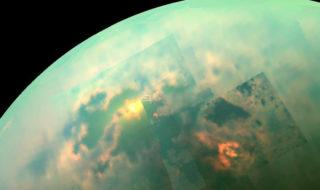 Titan : la lune de Saturne pourrait abriter d'étranges formes de vie extraterrestres