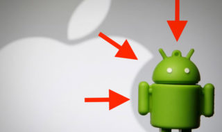 transferer contacts iphone vers android gratuit