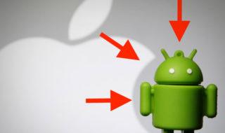 Comment transférer vos contacts et données iPhone vers Android gratuitement