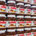 vol 20 tonnes nutella