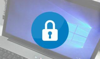 Windows 10 verrouillage automatique