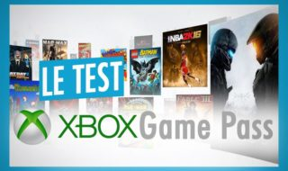 xbox game pass test