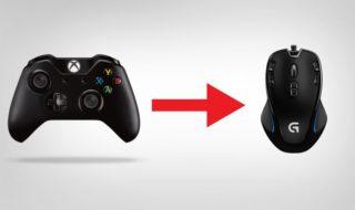 Xbox One : Microsoft teste le support de la souris, en vidéo