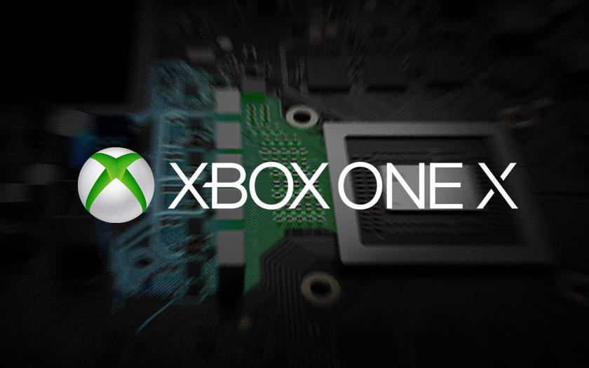 La Xbox One X est aussi puissante qu'un PC à 1300 euros