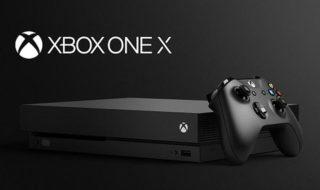 Xbox One X moins cher : où l'acheter au meilleur prix