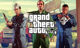 GTA 5 : une version Nintendo Switch en préparation ?