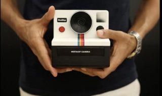 Vidéo : il invente un Polaroid capable d'imprimer des GIFs animés