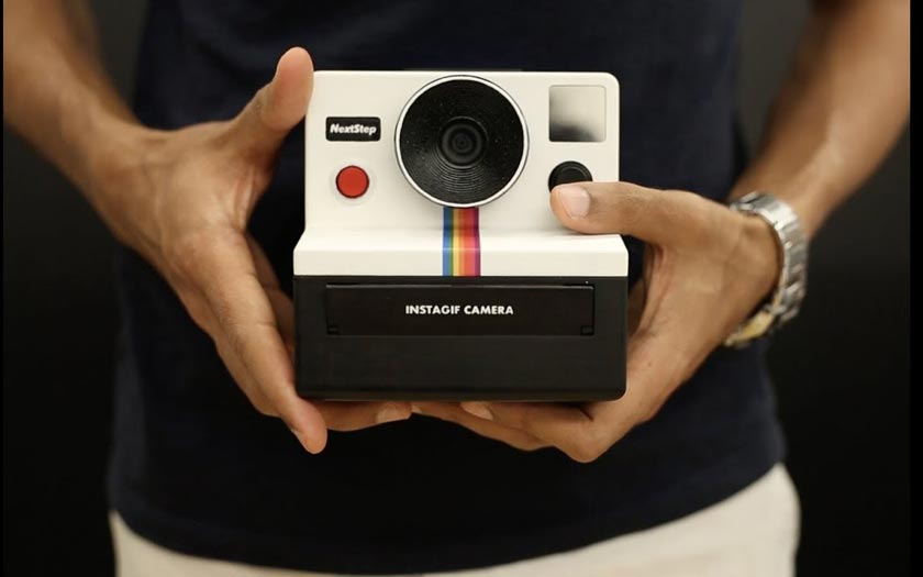 Instagif nextstep polaroid