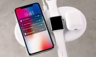 Airpower : Apple lance une station de recharge sans fil compatible iPhone X, 8, Watch et AirPods
