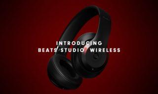 Beats Studio3 sans fil