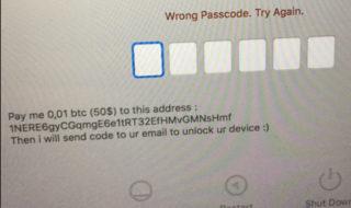iCloud : des pirates bloquent des iPhone, iPad et Macs et rackettent leurs utilisateurs