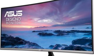 IFA 2017 : Asus présente les écrans Designo Curve MX38VC et MX32VQ