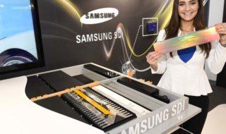 Voitures électriques : Samsung dévoile une nouvelle batterie, jusqu'à 700 km d'autonomie !