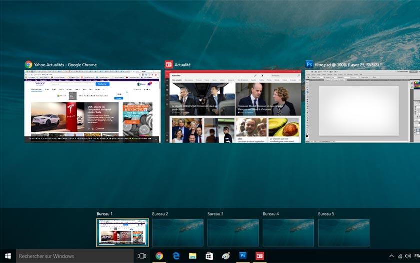 Bureaux Virtuel