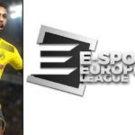 c8 e-sports european league esport capucine anav cyril hanouna pro evolution soccer 2018