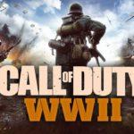 call of duty ww2 4k xbox one x