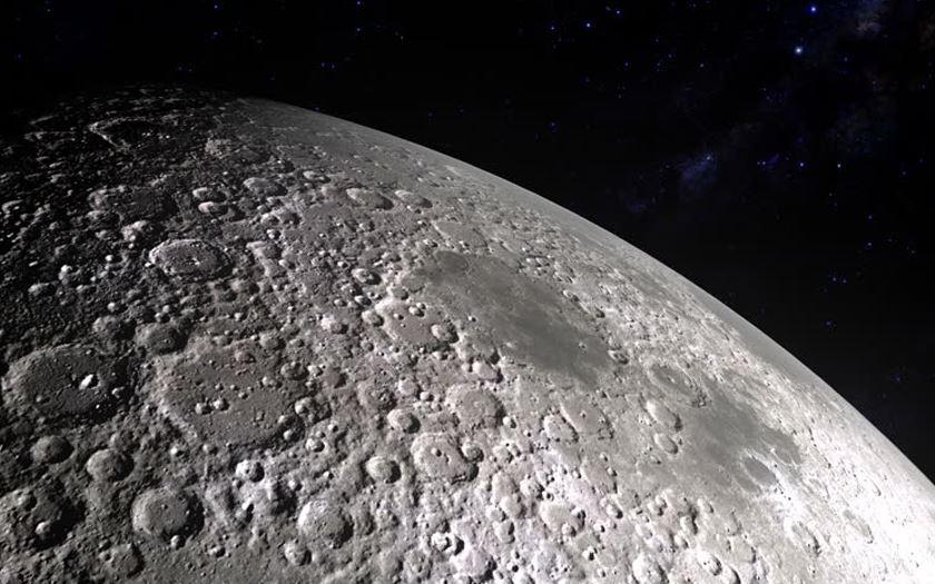 Premier service d'expédition extraterrestre — DHL MoonBox