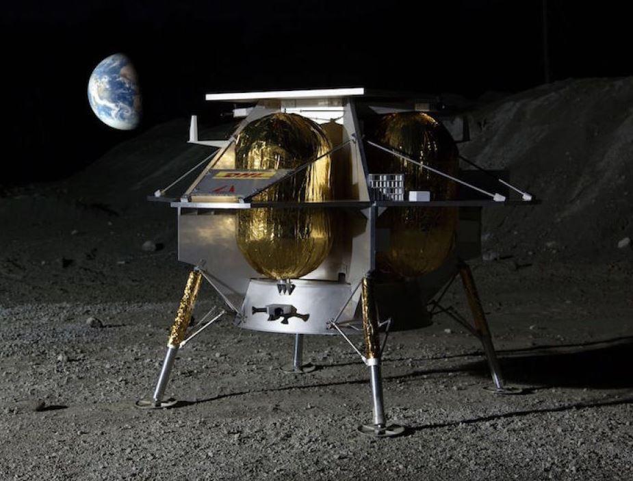 dhl moonbox module lunaire