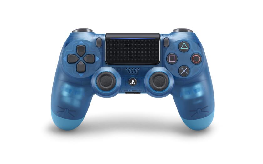 dualschock 4 blue manette ps4 coloris