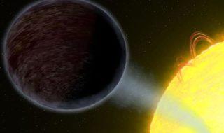Hubble : cette exoplanète fascinante est noire comme du charbon !