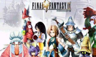 Final Fantasy 9 est disponible au téléchargement sur PS4