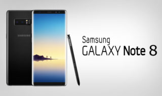 galaxy note 8 samsung smartphone stockage extensible