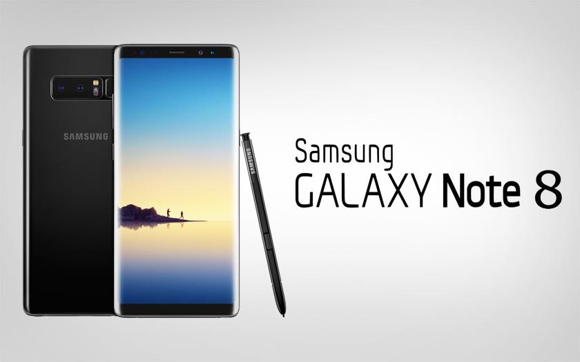 galaxy note 8 samsung smartphone